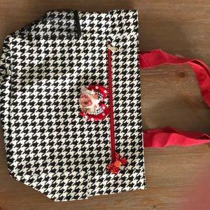 "Handbags - ""An Apple a Day"" Tote bag"